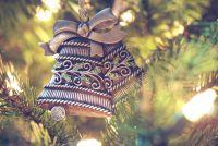 Vnútorné vianočné osvetlenie v modernom pojatí