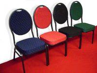 Kovová stolička Monza – pohodlná klasika aj nadčasový design