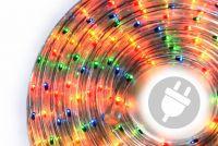Svetelný kábel 20 m - farebný, 720 minižiaroviek