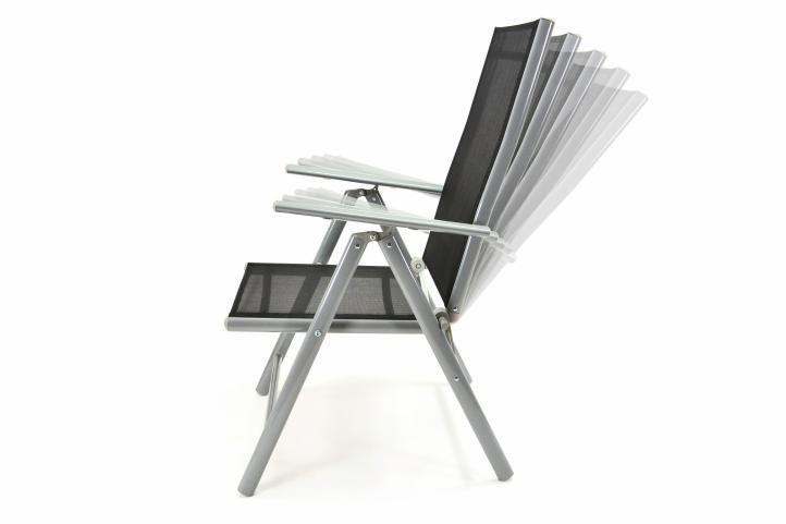Skladacia záhradná stolička