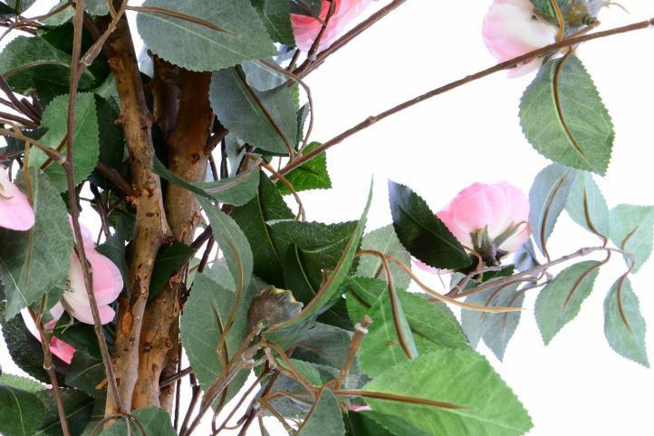 Umelá kvetina - Kamélia ružová 140 cm