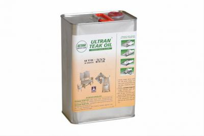 Ošetrujúci teakový olej na drevo - 3,8 l