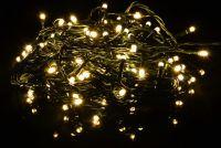 Vianočné LED osvetlenie 40 m - teplá biela, 400 diód