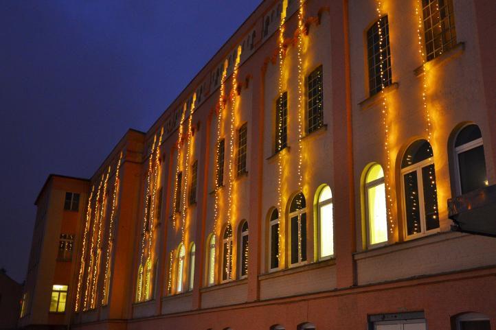 Vianočné LED osvetlenie 30 m - farebné, 300 diód