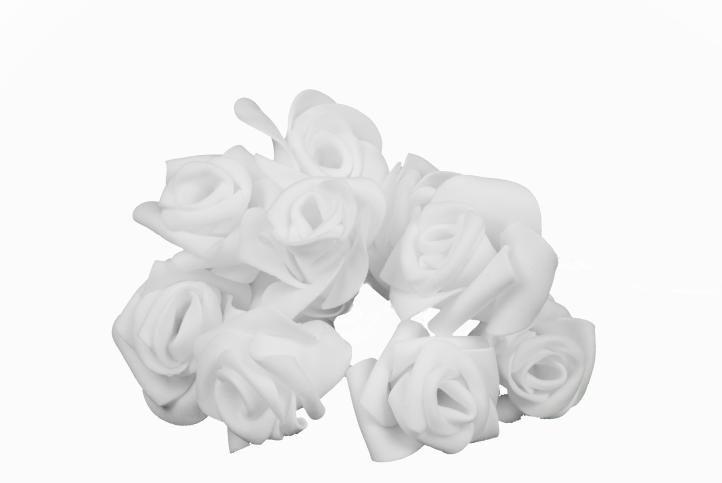 Svetelná dekorácia - Reťaz s ružami - 10 LED 49380411ff8