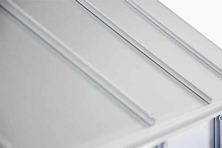 Skleník s dvoma strešnými oknami 311 x 190 x 195 (124) cm