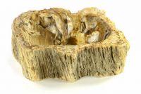 DIVERO umývadlo z prírodného kameňa FOSSIL