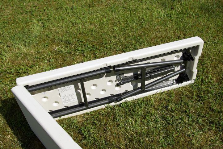 Skladacia lavica, 183 cm
