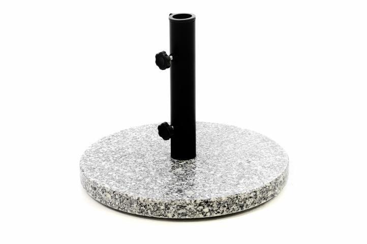 Podstavec na slnečník mramor - 10 kg