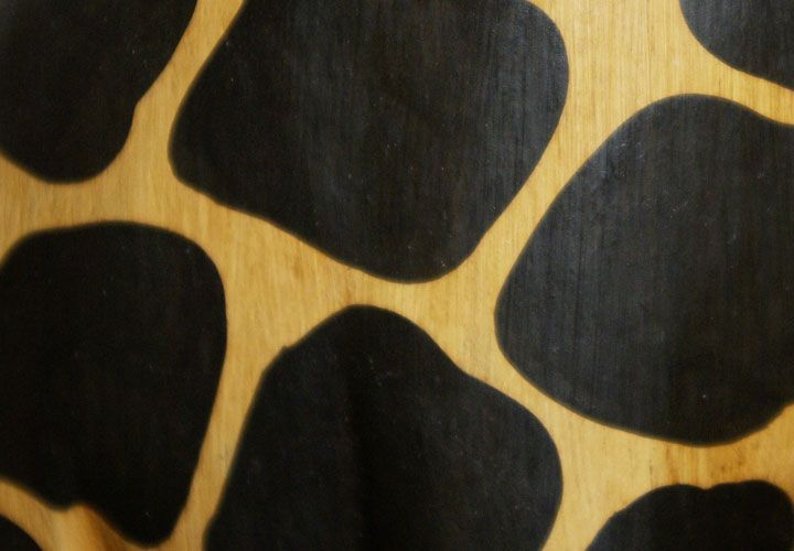 Ghana Žirafa 28 x 18 x 150 cm