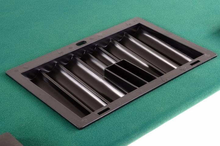 Poker stôl skladací pre 10 osôb