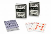 Sada 2 ks poker kariet No92 100 % PLAST