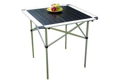 Hliníkový skladací stôl Garth