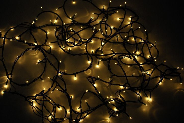 Osvetlenie - 180 svetiel 19 m