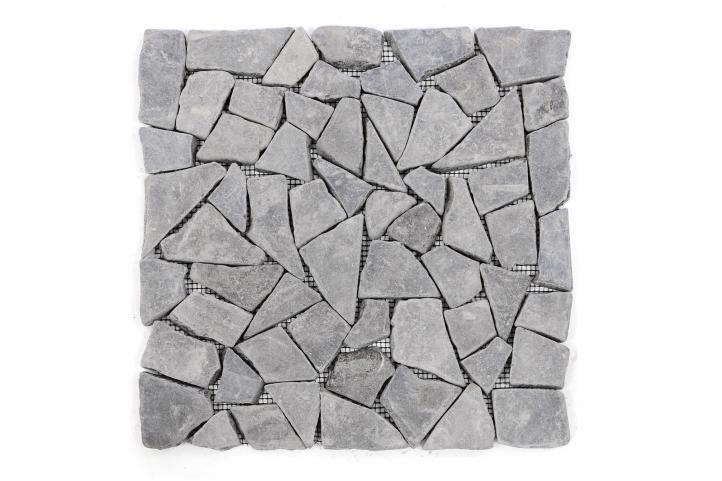 Divero Garth 9593 Mramorová mozaika - šedá, obklady 1 ks