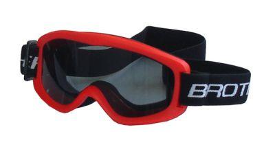 Lyžiarske okuliare DETSKÉ - červené