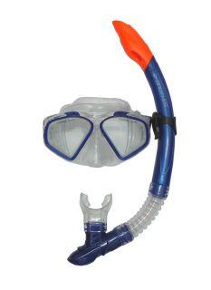 Sada potápěčská - modrá