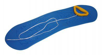 Snowboard dětský plastový 05-A2033 - modrý