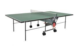 Stôl na stolný tenis (pingpong) Sponeta S1-12e zelený