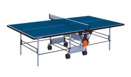 Stôl na stolný tenis (pingpong) Sponeta S3-47 e - modrý