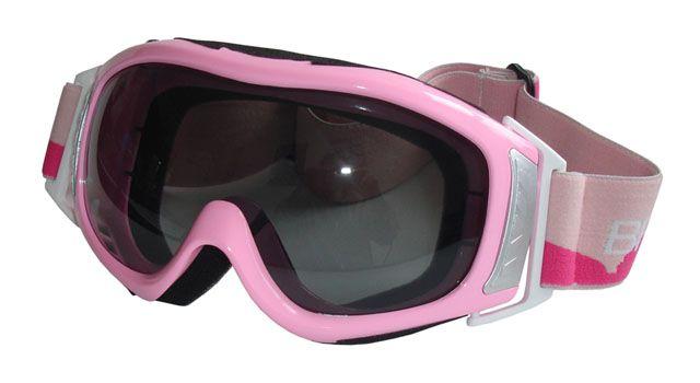 Lyžiarske okuliare, ružové BROTHER