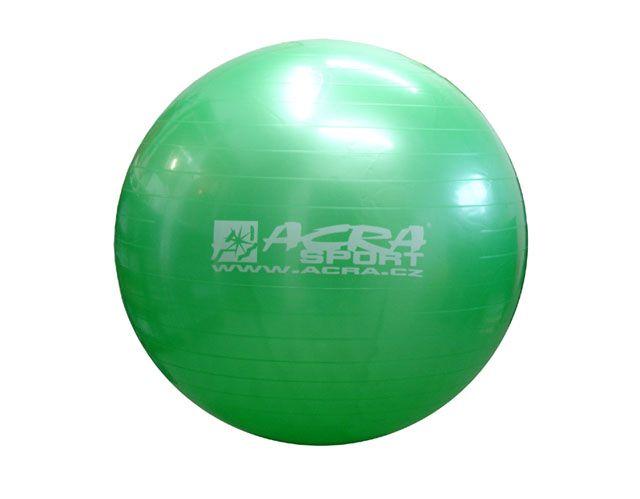 CorbySport 40041 Míč gymnastický 750 mm zelený