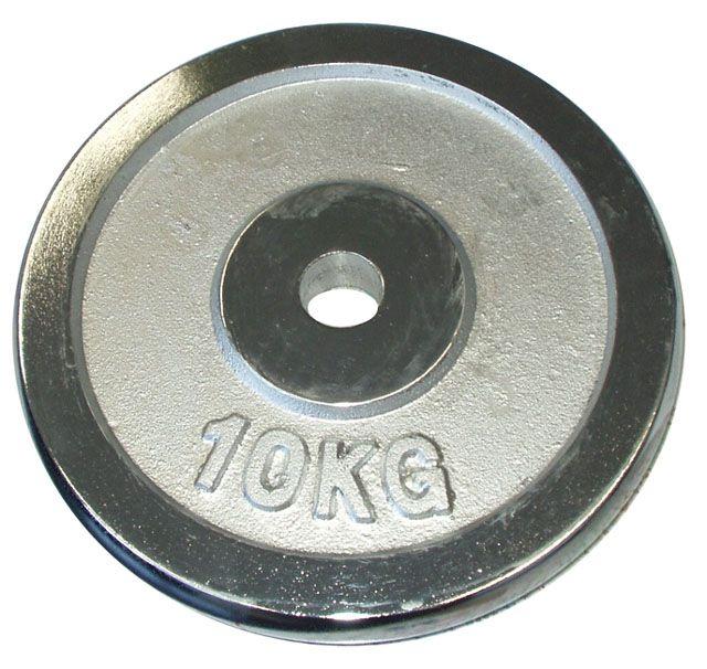Kotúč chróm 10 kg - 30 mm