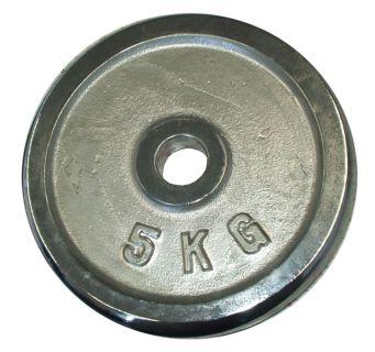 Kotúč chróm 5 kg - 30 mm