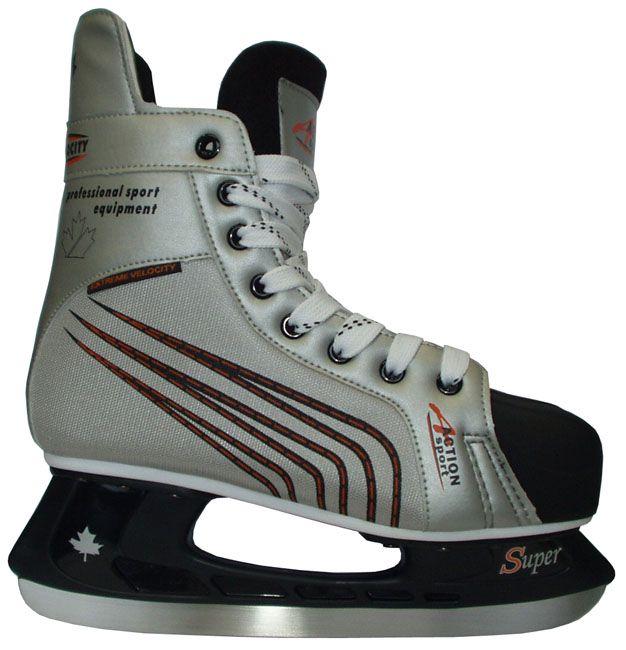Korčule hokejové - rekreačné, veľ. 39
