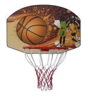 Basketbalová doska s oficiálnym košom so sieťkou