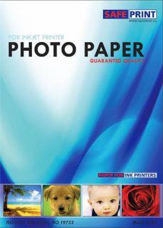 Papír Safeprint foto pro inkoustové tiskárny A4, lesklý, 240 g/m, 20ks