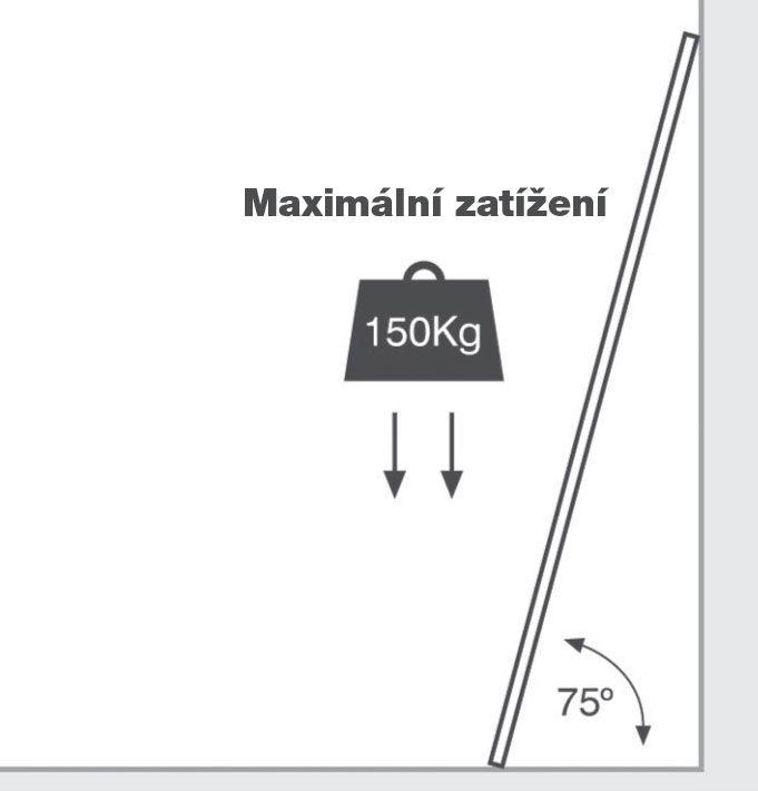 Teleskopický rebrík G21 GA-TZ11 -3,2M Hliníkový