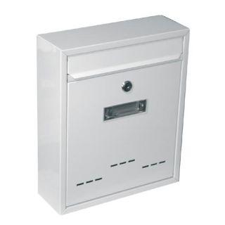 Schránka poštová RADIM malá 310 x 260 x 90 mm biela