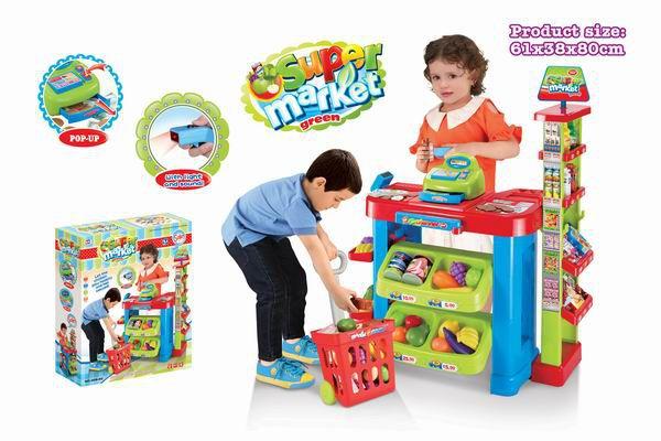 Hrací set G21 detský obchod s príslušenstvom