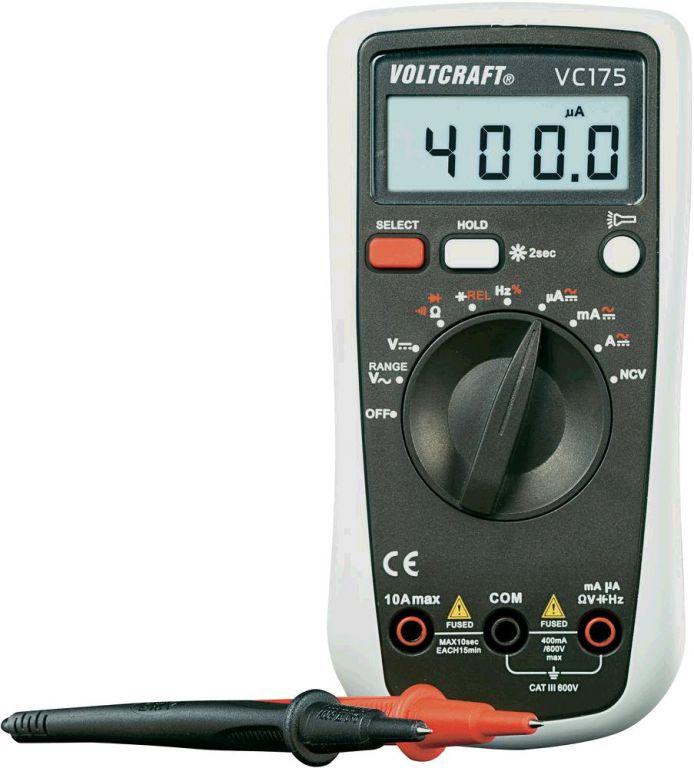 Multimetr Voltcraft VC175 digitální