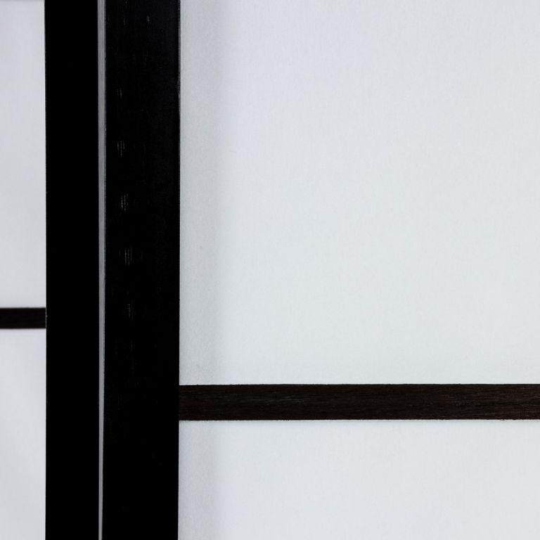 Paraván - zástena STILISTA 180 x 156 cm