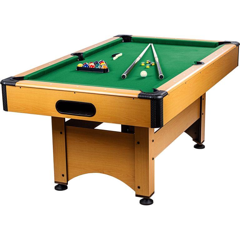 Biliardový stôl pool biliard 6 ft - s vybavením