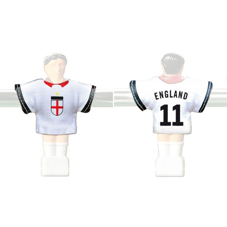 e863839fccc59 Náhradné futbalové dresy Anglicka 11 ks