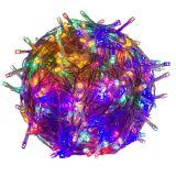 LED osvetlenie 60 m - farebné, 600 diód