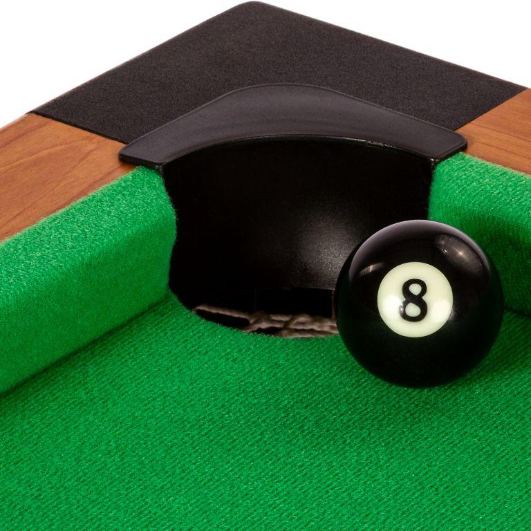Biliardový stôl pool biliard biliard 4 FT biliard - s vybavením