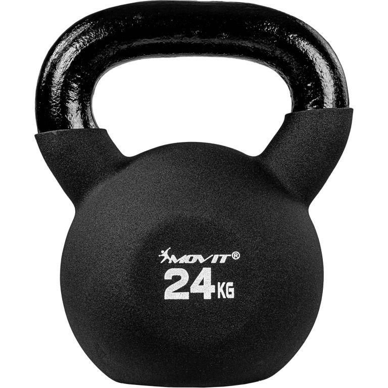 Kettlebell činka MOVIT® - 24 kg