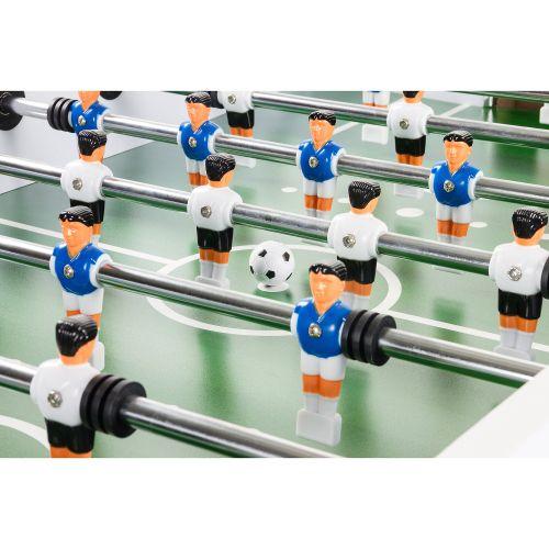 Stolný futbal futbálek PROFI biely