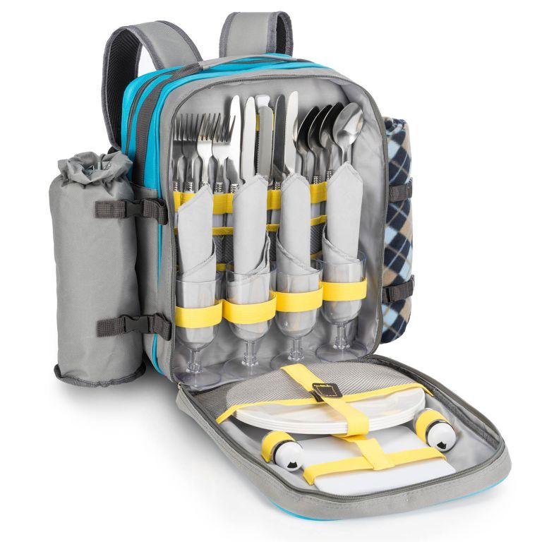 Piknikový batoh – pre 4 osoby