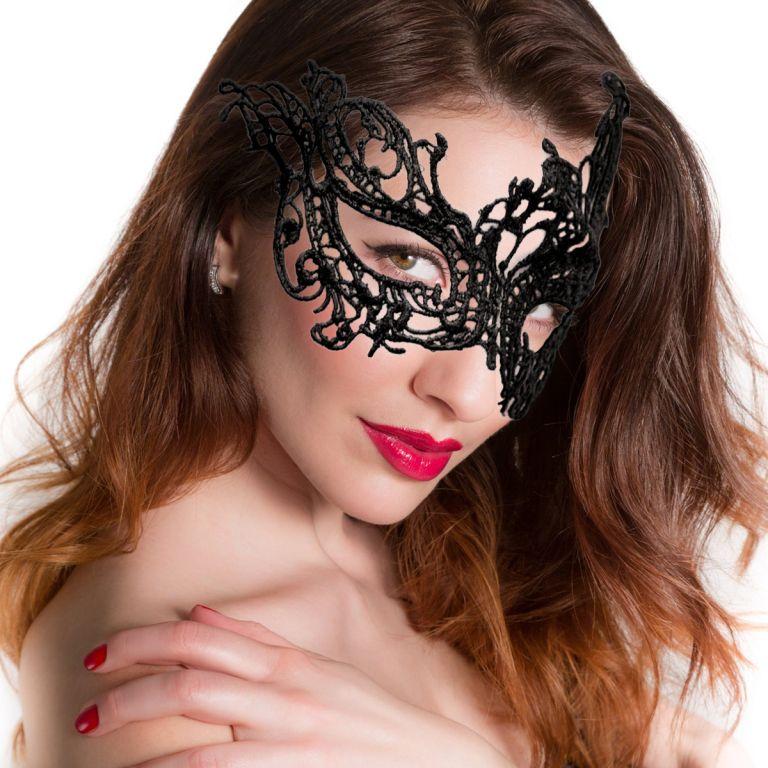 Benátska karnevalová maska