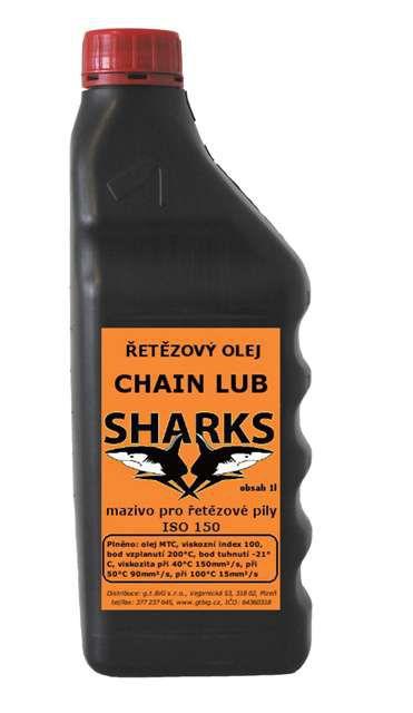 Sharks chain lub