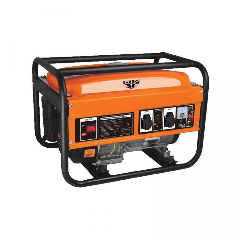 Benzínový generátor SH 2580-C