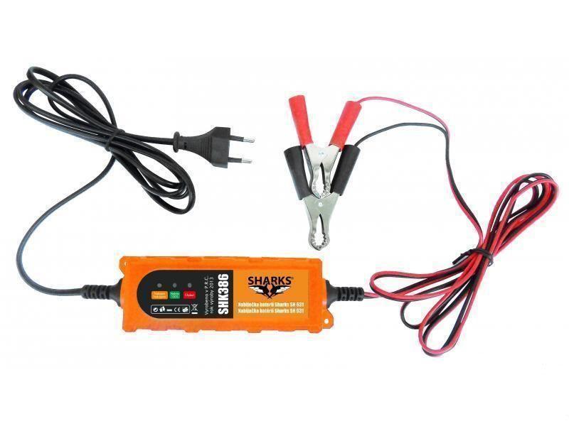 Nabíjačka batérií SH 631