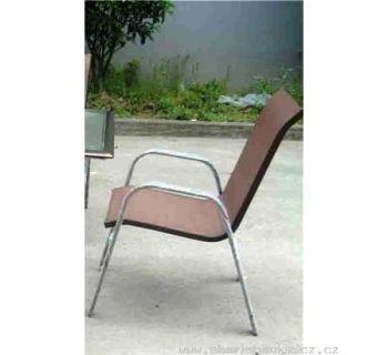 Stoličky k záhradnému nábytku Jasin a Nerang