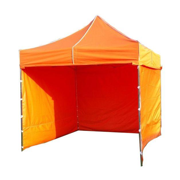 Záhradný párty stan PROFI STEEL 3 x 3 - oranžová