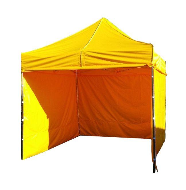Záhradný párty stan PROFI STEEL 3 x 3 - žltá